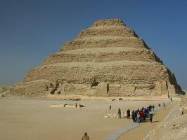 Piramida in trepte a lui Zoser