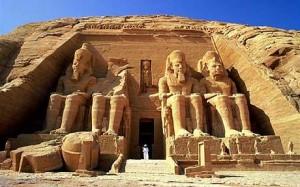 Marele Templu de la Abu Simbel