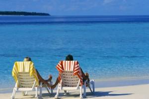 Relaxare pe plaja