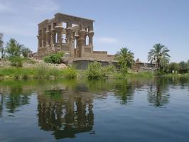 Templul lui Isis din Aswan