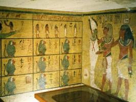 Mormantul lui Tutankhamon din Valea Regilor